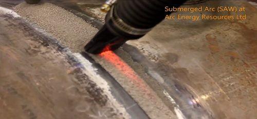 Submerged Arc Welding (SAW)