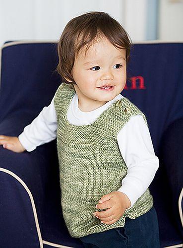 Ravelry: Colin Vest pattern by Doris Chang