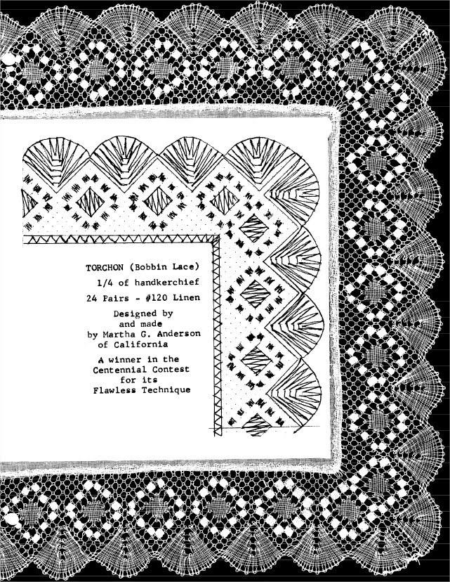 camariñas  bolillos   ... Encajeras de Bolillos Ibn al Baytar: PATRÓN PARA ENCAJE DE BOLILLOS