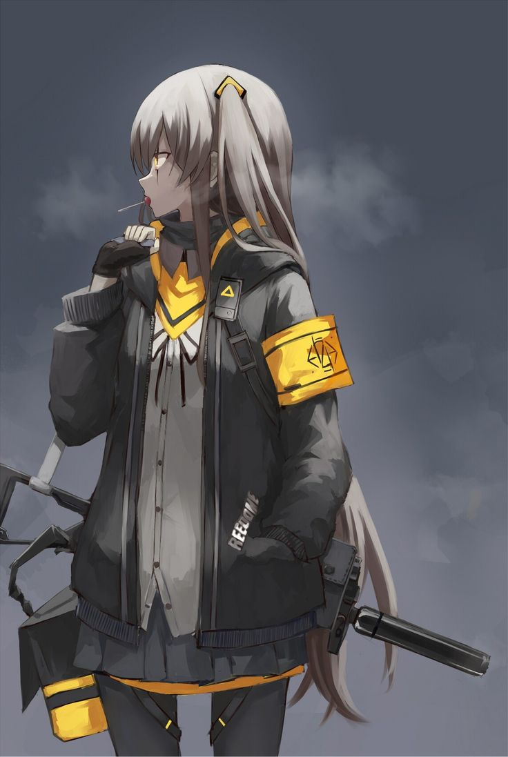 Pin by weiwei 326 on girls frontline fille manga manga personnage manga - Personnage manga fille ...