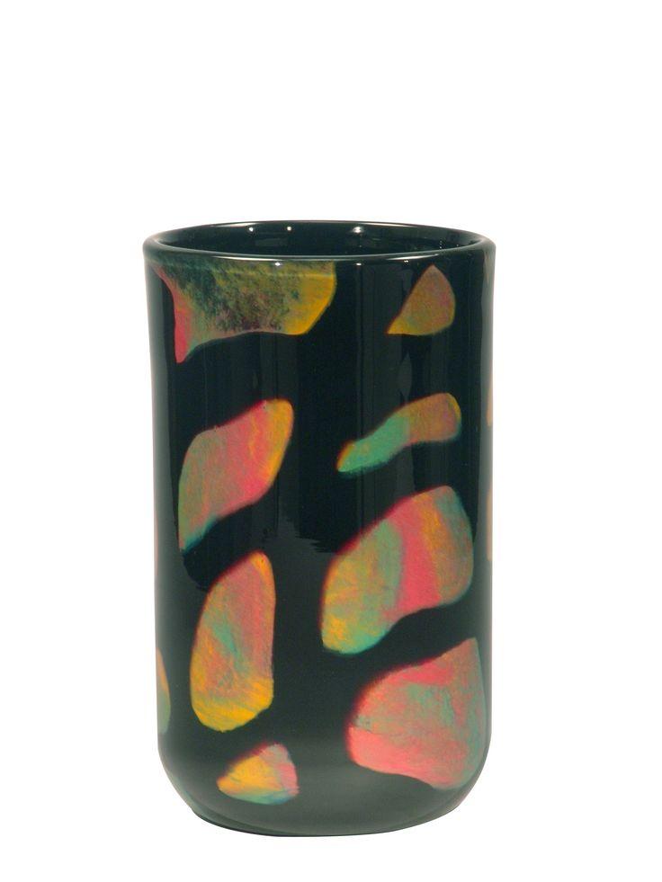 Dale Tiffany PG50069 Bonfire Decorative Vase 5 12 Inch