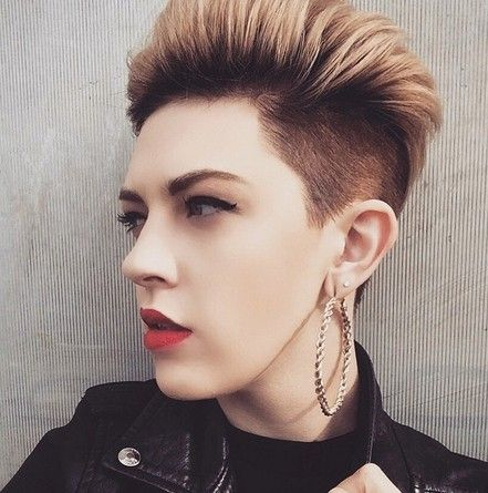 26 Super Cool Hairstyles For Short Hair My Idea Of