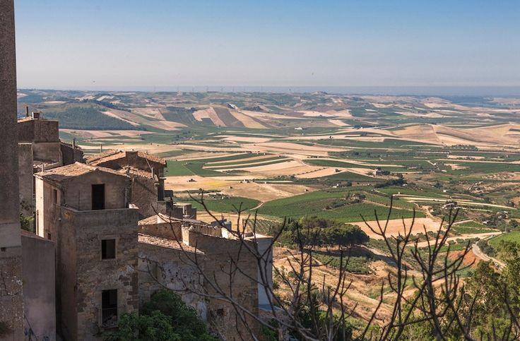 Nell'entroterra siciliano: tappa a Partanna e Salemi #RuralSicilia