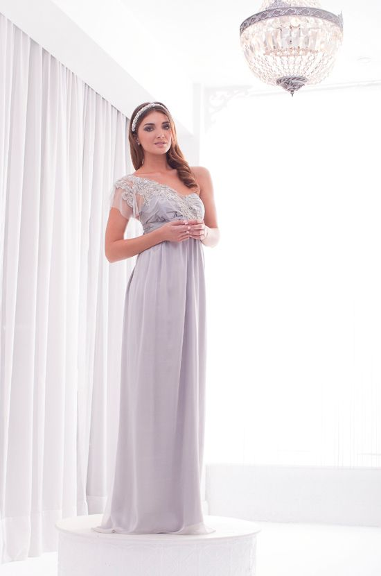 anna campbell bridesmaids026 Anna Campbell Bridesmaids Luxe Collection