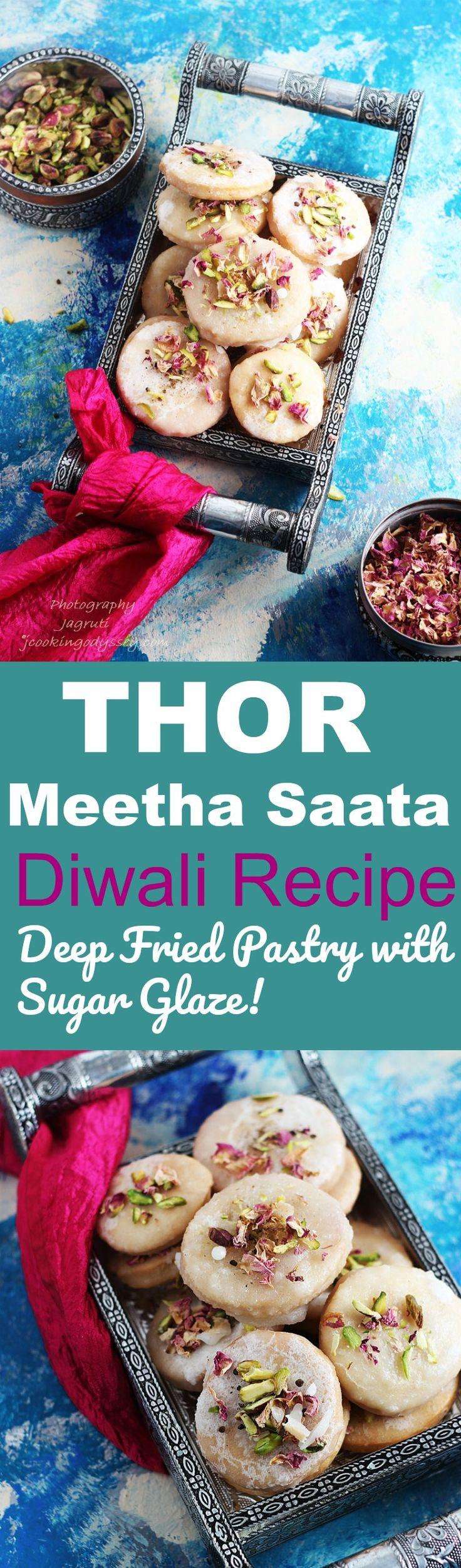 Thor-Meetha Saata-Diwali Recipe