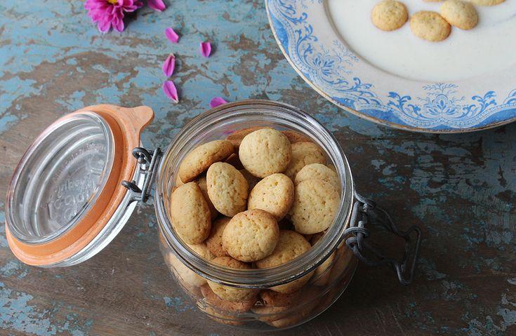 Kammerjunkere – sprøde og med smag af vanilje | Cute Carbs