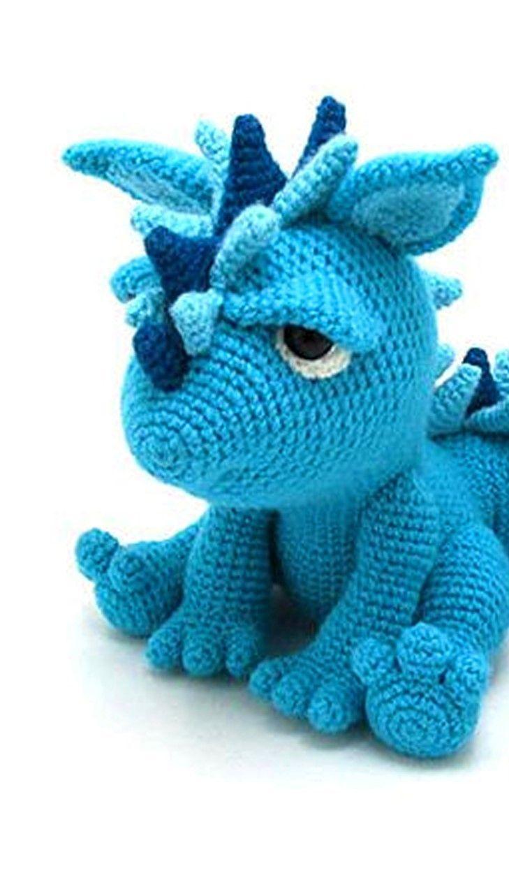 Stegosaurus - amigurumi dinosaur crochet pattern : PlanetJune Shop ... | 1250x729