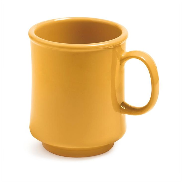 8 oz 3.25 x 3.75 Stacking Mug Tropical Yellow Tritan/Case of 24 Tags:  Coffee Cups; Cups and Mugs; Plastic Coffee Cups;Plastic Yellow Coffee Cups;Plastic Round Coffee Cups; https://www.ktsupply.com/products/32807345643/8-oz-325-x-375-Stacking-Mug-Tropical-Yellow-TritanCase-of-24.html