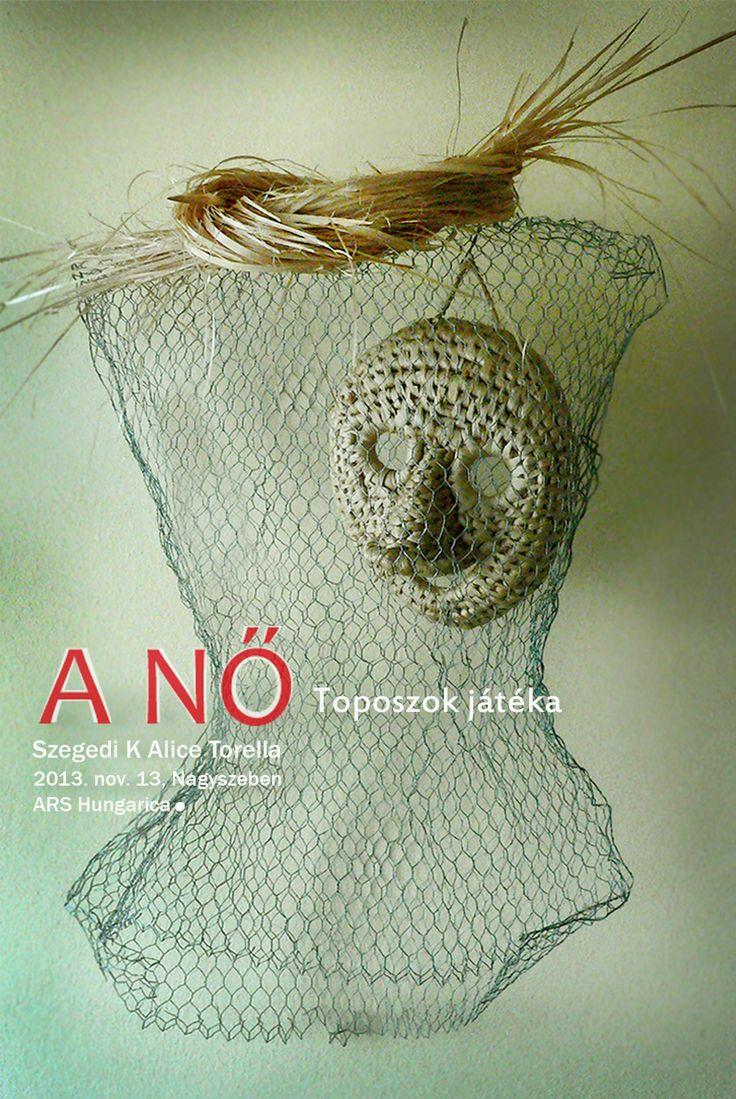 Organic - art, exhibit poster