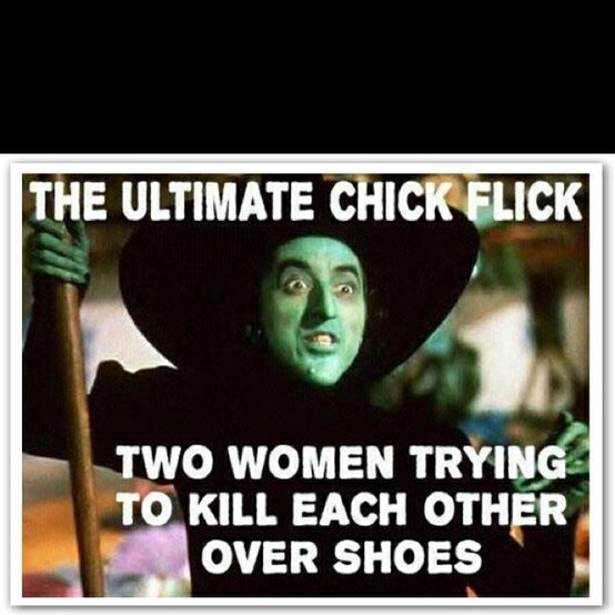 There's a new perspective on Wizard of OZ!