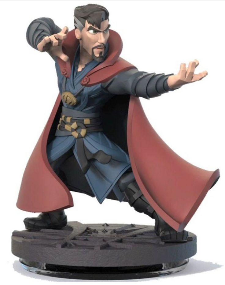 Dr. Strange Disney INFINITY Figure