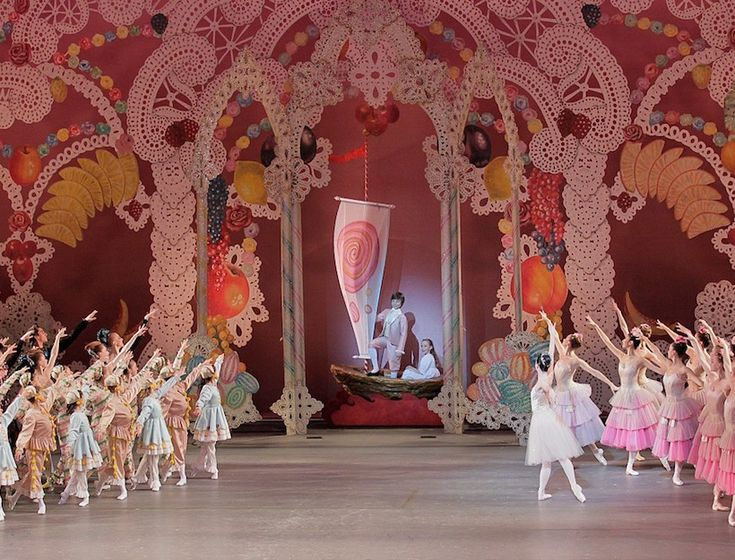 Nutcracker, NYC © New York City Ballet