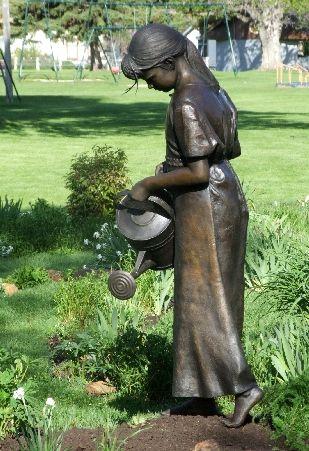 Perfect Garden Sculpture