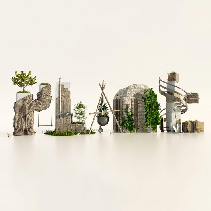 Plant Type on Behance