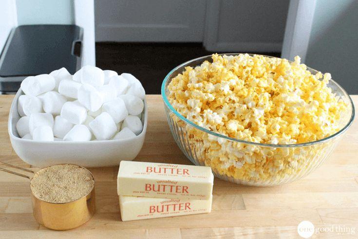 Snowstorm Popcorn