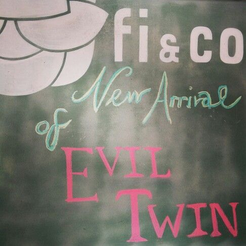 We've had an arrival of Evil Twin clothing! As always, the items are super cool, so come and check them out for yourselves :) #eviltwin #label #australiandesigner #supercool #cool #autumn #autumn2015 #clothing #fashion #newarrivals #newstock #retailtherapy