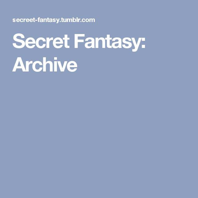 Secret Fantasy: Archive
