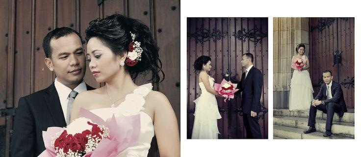 Rusi & Andre | Jakarta Prewedding Photography | www.akudandiaphoto.com