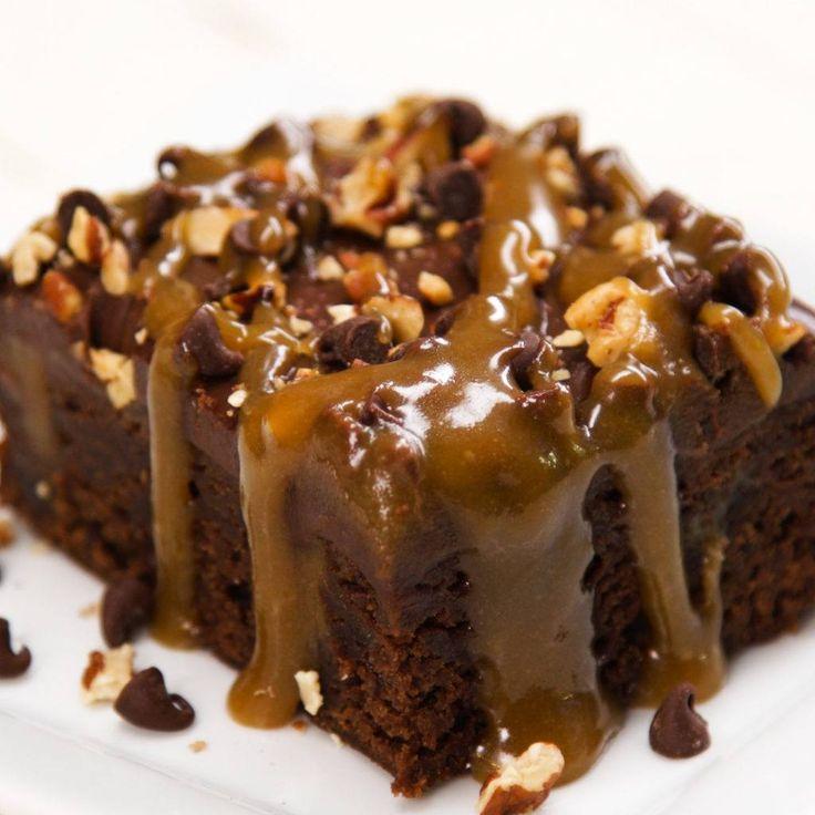 how to make hard chocolate brownies