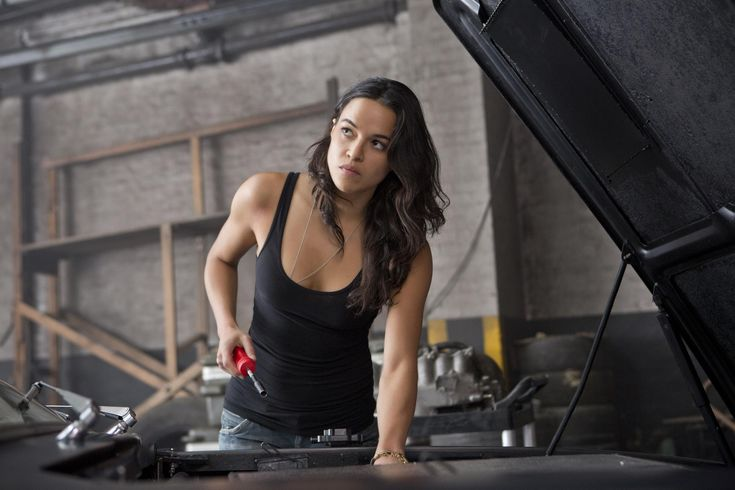 Michelle Rodriguez Coming Out Bisexual Is A Big Deal
