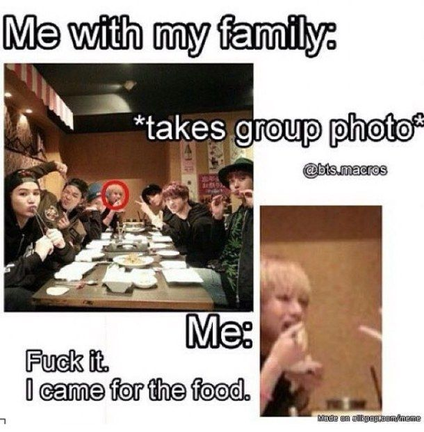army, bias, boy, bts, funny, jin, korea, kpop, me, meme, suga, v ...