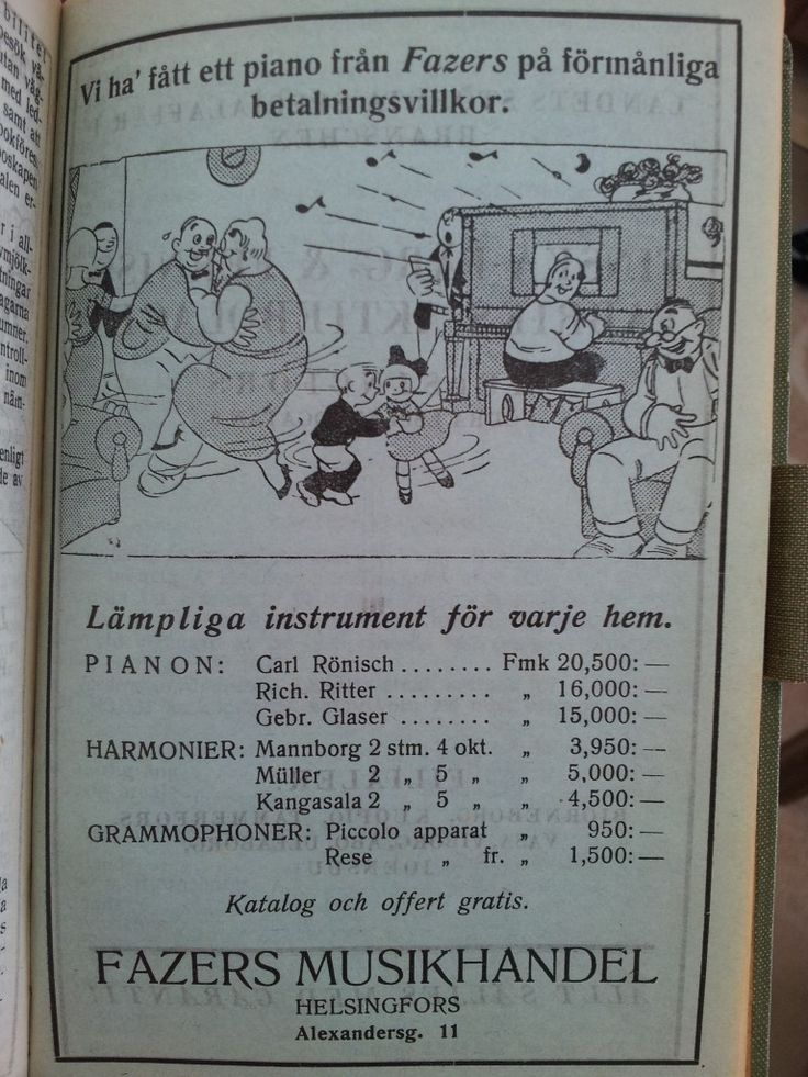 Storytelling och känslor i reklam från 1928.
