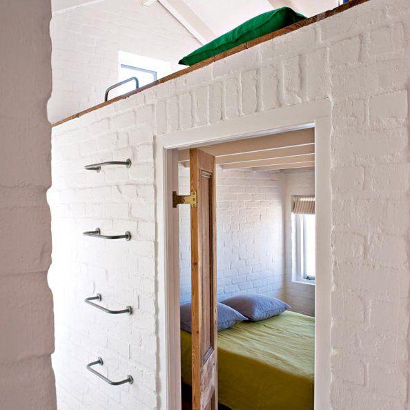 Une chambre ou l'espace est démultiplié ECHELLE IDEE