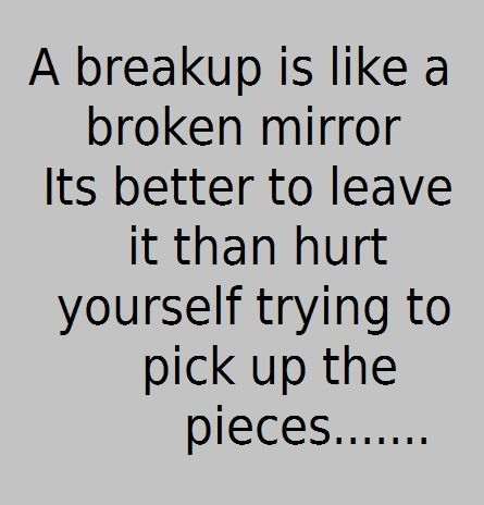 Breakup Quotes! 32 Positive, Funny, Beautifully Bitter-Free Moving On Thoughts from Pinterest | The Passionista Playbook | A Passionate Living Lifestyle Blog: Love, Relationships, Inspiration, Advice, Videos, Coaching | A Self Help & Improvement Blog About How to Live Your Best Life