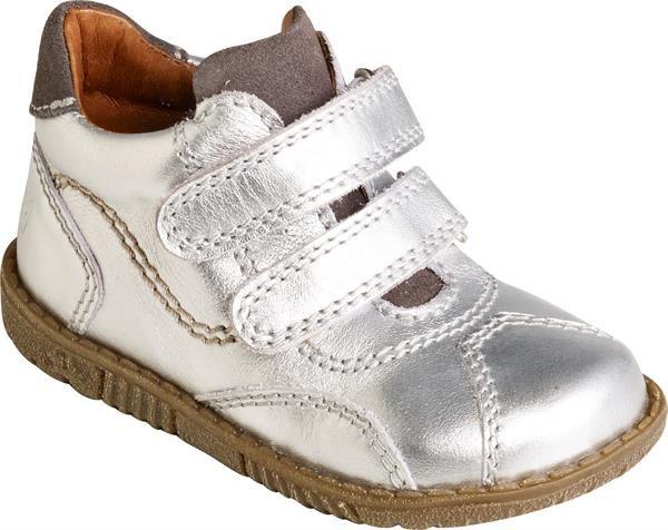 Bundgaard-sko - Smila Sølv