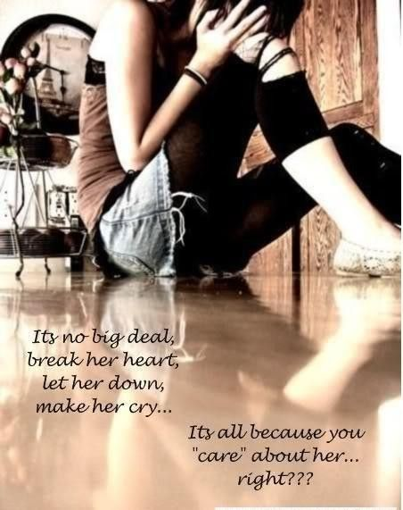 Crying Quotes About Love Martins Blog Emo Wallpapers On We Heart It Visual