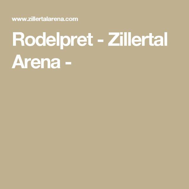 Rodelpret - Zillertal Arena -