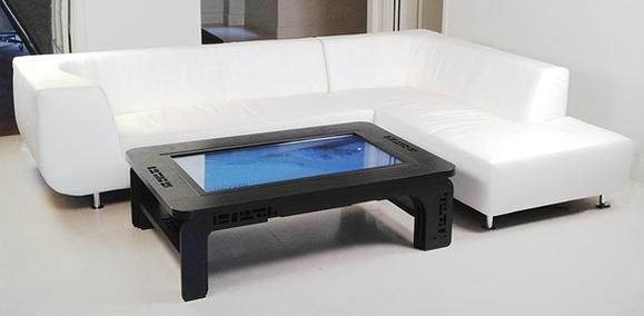 Mozayo Interactive MultiTouch Table   M42-PRO Professional Series