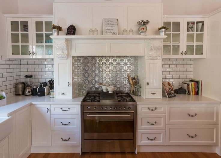 14 best kitchen splashback french provincial images on Pinterest