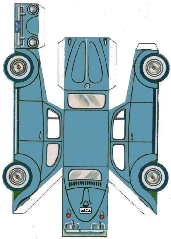 VW Cutouts - DIY