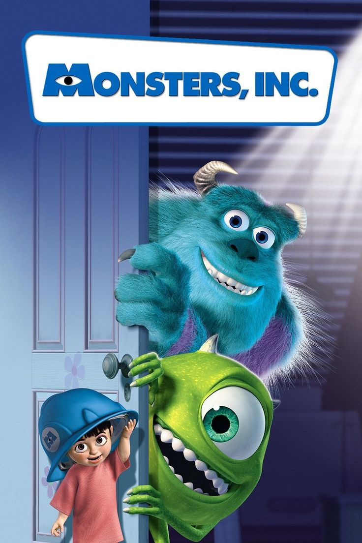 Monsters Inc. (2001) - Watch Movies Free Online - Watch Monsters Inc. Free…
