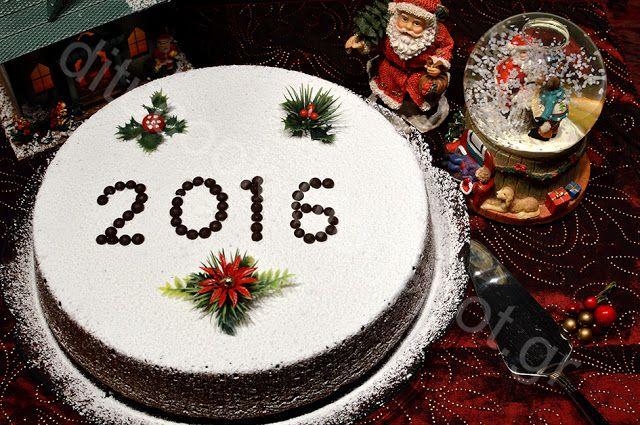 Γευστικές απολαύσεις από σπίτι: Βασιλόπιτα κέικ