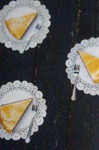 Geweldige citroen-kokostaart (suikervrij, zuivelvrij, glutenvrij)