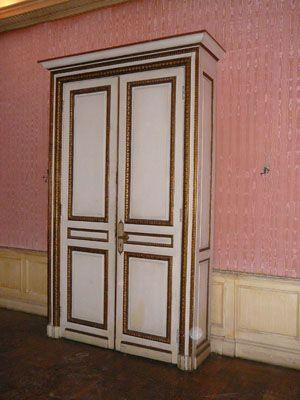 Closet Armoire Unit