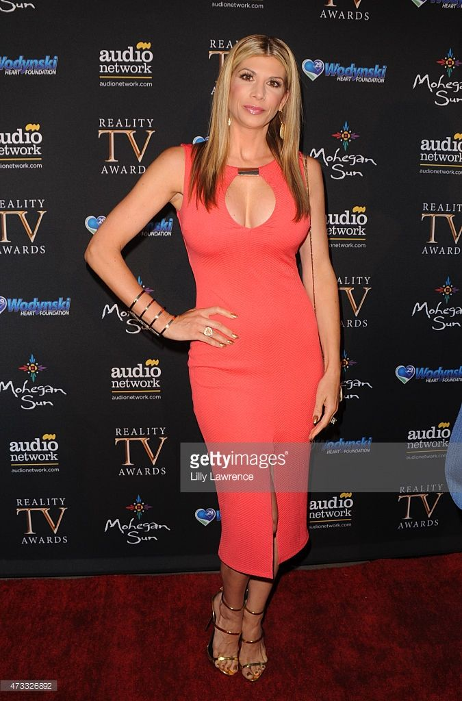 TV personality Alexis Bellino attends the 3rd Annual Reality TV Awards at Avalon on May 13, 2015 in Hollywood, California.