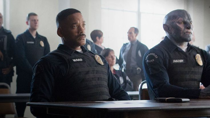 'Bright' movie sequel with Will Smith and Joel Edgerton announced by Netflix