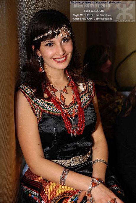 Modele robe kabyle moderne 2015 \u2026