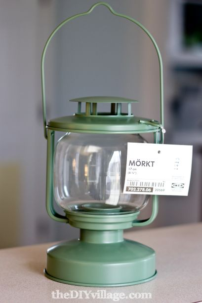 DIY:  How to turn any lamp into a cordless lamp with LEDs