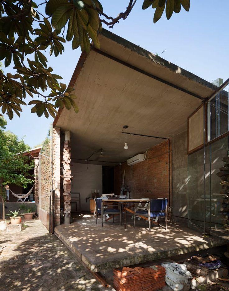 Lukas Fúster, Federico Cairoli · Las Mercedes House-Workshop