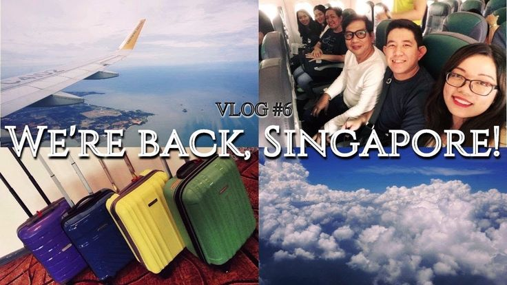 WE'RE BACK, SINGAPORE!! | Singapore 2017 Day 1 | Travel Vlog | TheSibs - WATCH VIDEO HERE -> http://singaporeonlinetop.info/travel/were-back-singapore-singapore-2017-day-1-travel-vlog-thesibs/     We have been looking forward to this trip for months and it has finally come! Also, happy birthday, Kuya!! Please watch in HD! Let's chat! MICHA: Twitter: IG:  MAUREEN: Twitter: IG:  JANINE: Twitter: IG:  Thanks for watching today's vlog! We hope you enjoyed it. If you