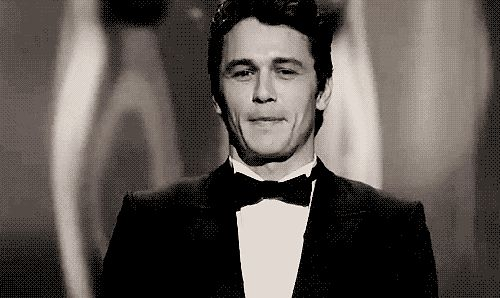 Pin for Later: A Friendly Reminder That James Franco Is a Stone-Cold Fox When He Hosted the Oscars and You Wanted to Make Him Feel Better With a Makeout Session