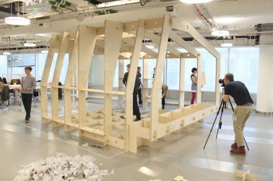 WikiHouse is a 3D-Printed Home That Uses Zero Bolts...how cool. Modular heaven