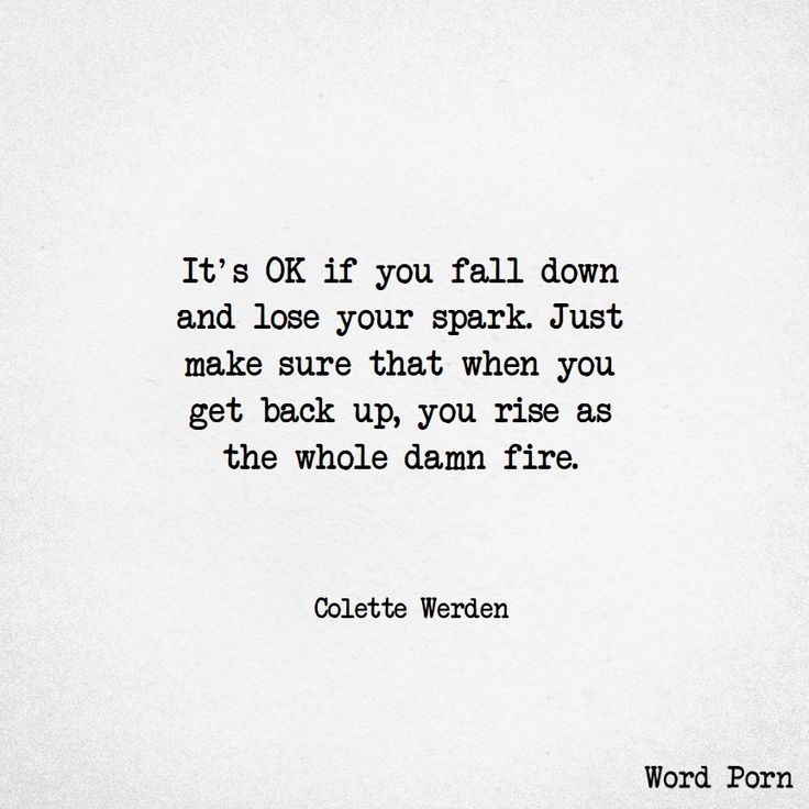 rise as the whole damn fire // colette werden