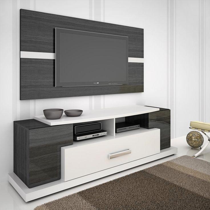 Fabulous Kleiderschrank Design Tv m bel Sein M bel Tv Tv schrank Entertainment center Hauptdekorationen Bildschirm Wei