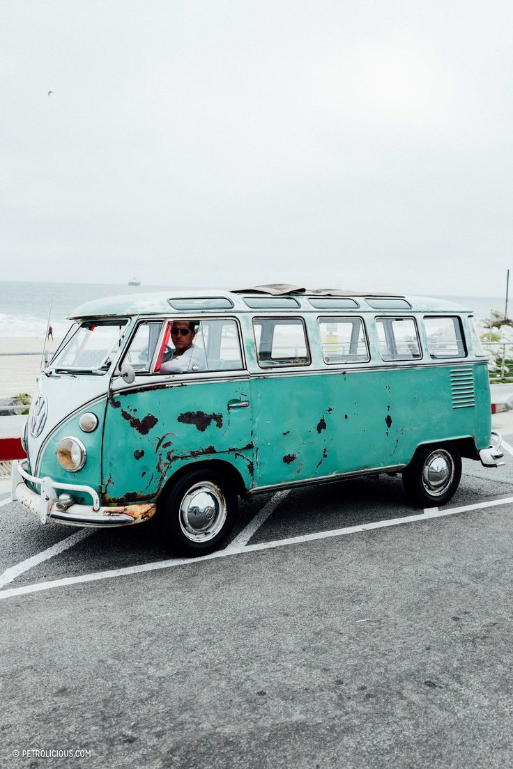 This 23 Window VW Bus Is A Perfectly Preserved Time Capsule - Petrolicious