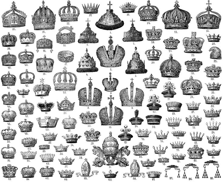 British crowns by chronology crown of Scotland.